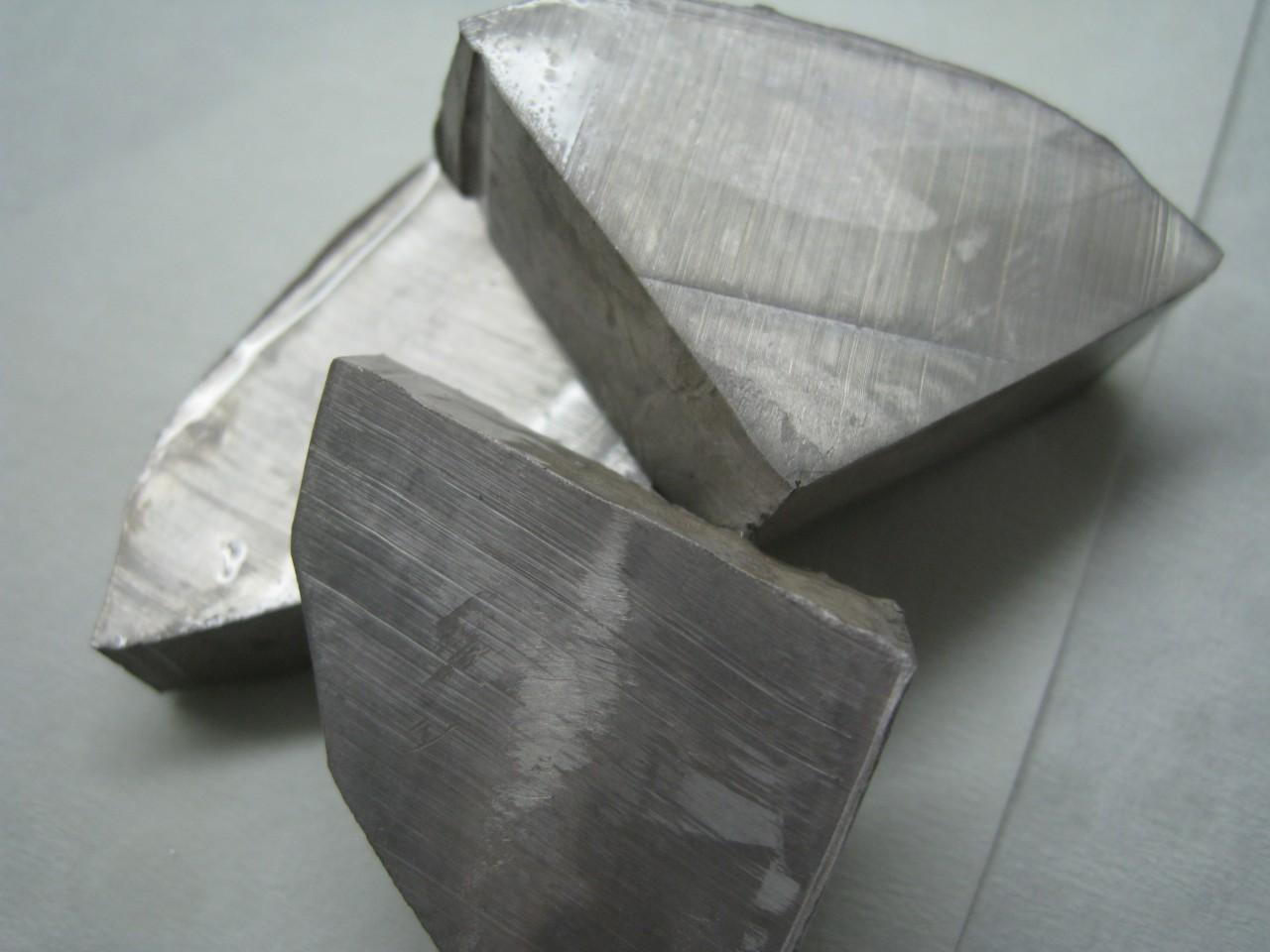 Group 1 Elements - lithium, sodium and potassium